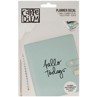 Picture of Carpe Diem Small Planner Decals - Hello Today