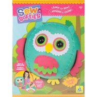 Picture of Sew Softies - Jumbo Owl