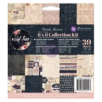 Picture of Prima Marketing Collection Kit 15X15 - Wild & Free
