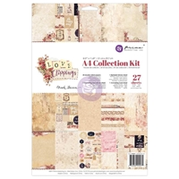 Picture of Prima Marketing Collection Kit A4 - Love Clippings