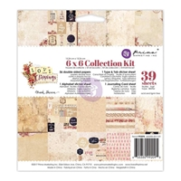 Picture of Prima Marketing Collection Kit 15X15 - Love Clippings