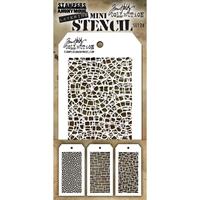 Picture of Tim Holtz Mini Layered Stencil - Set 28