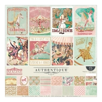 """Picture of Authentique Collection Kit 12""""X12"""" - Imagine"""