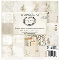 Picture of 49 & Market Collection Pack 12''X12'' - Vintage Artistry