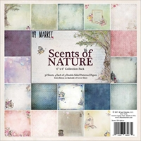 Picture of 49 & Market Collection Pack 6''X6'' - Scents Of Nature