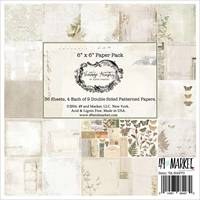 Picture of 49 & Market Collection Pack 6''X6'' - Vintage Artistry