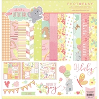 """Picture of Photo Play Collection Pack 12""""X12"""" - About A Little Girl"""
