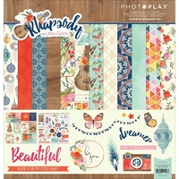"""Picture of Photo Play Collection Pack 12""""X12"""" - Rhapsody"""
