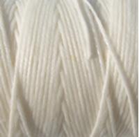 Εικόνα του Νήμα Λινό Κερωμένο White 5m