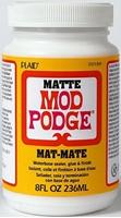 Εικόνα του Mod Podge Κόλλα /Sealer 236ml - Matte
