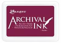 Εικόνα του Μελάνι Ranger Archival Ink - Plum