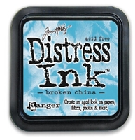 Picture of Distress Ink Broken China