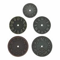 Εικόνα του Tim Holtz Ideaology - Metal Clock Faces