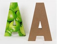 Εικόνα του 3D Γράμματα 20.5cm Γράμματα - A