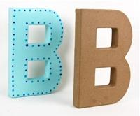 Εικόνα του 3D Γράμματα 20.5cm Γράμματα - B