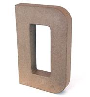 Εικόνα του 3D Γράμματα 20.5cm Γράμματα - D