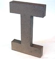 Εικόνα του 3D Γράμματα 20.5cm Γράμματα - I