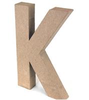 Εικόνα του 3D Γράμματα 20.5cm Γράμματα - K
