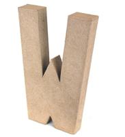 Εικόνα του 3D Γράμματα 20.5cm Γράμματα - W