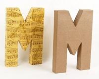 Εικόνα του 3D Γράμματα 20.5cm Γράμματα - M