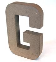 Εικόνα του 3D Γράμματα 20.5cm Γράμματα - G