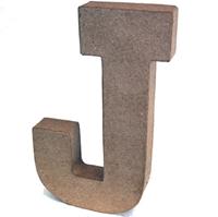 Εικόνα του 3D Γράμματα 20.5cm Γράμματα - J