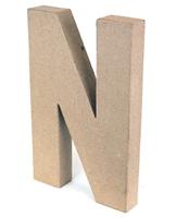 Εικόνα του 3D Γράμματα 20.5cm Γράμματα - N