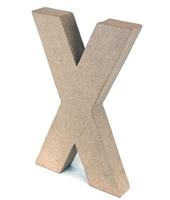 Εικόνα του 3D Γράμματα 20.5cm Γράμματα - X