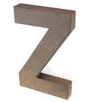Εικόνα του 3D Γράμματα 20.5cm Γράμματα - Z