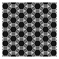 Εικόνα του Crafter's Workshop Template 15x15 - Honeycomb