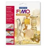 Picture of Φύλλα Μεταλλικά Imitation Fimo -  Χρυσό