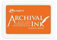 Εικόνα του Μελάνι Ranger Archival Ink - Monarch Orange