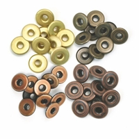 Picture of Wide Eyelets - Copper Warm Metal
