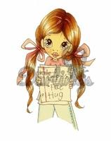 Εικόνα του Σφραγίδα Saturated Canary - Free Hugs