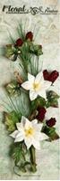 Εικόνα του Κλαδάκι Λουλουδιών - Poinsettia & Berry