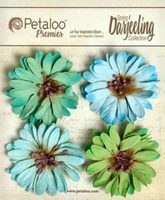 Εικόνα του Λουλούδια Μαργαρίτες  - Cottage Blue