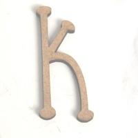 Εικόνα του Ξύλινα γράμματα k