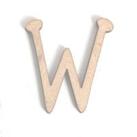 Εικόνα του Ξύλινα γράμματα w