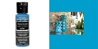 Picture of Multi - Surface Satin Paint Blue Lagoon