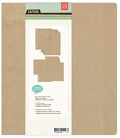 "Picture of 8.75"" x 10"" kraft album"