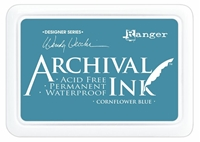 Εικόνα του Μελάνι Ranger Archival Ink - Cornflower Blue