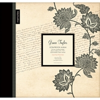 Picture of Grace Taylor Scrapbook Album - Paisley Floral