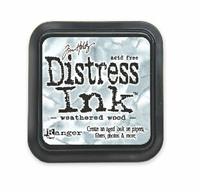 Εικόνα του Μελάνι Distress Ink Weathered Wood