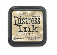 Εικόνα του Μελάνι Distress Ink Old Paper