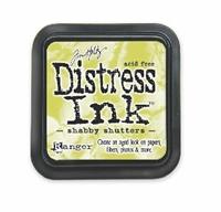 Εικόνα του Μελάνι Distress Ink Shabby Shutters