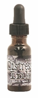 Picture of Tim Holtz Distress Reinkers Black Soot