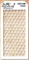 Εικόνα του Layering Stencil Honeycomb - Tim Holtz