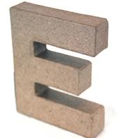 Picture of 3D Γράμματα 10cm Γράμματα - E