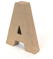 Picture of 3D Γράμματα 10cm Γράμματα - A