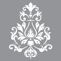 Εικόνα του Στενσιλ Brocade Motif - Americana Decor 30.5 x 30.5 cm